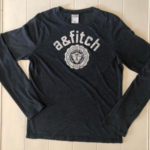 Abercrombie Long Sleeve Tee Boys' XL